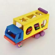 Truk Balok Sortasi Mainan Kayu Edukasi Anak Paud Tk (27214791) di Kab. Nias Utara