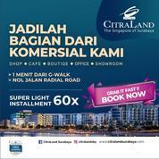 Kavling Citraland Surabaya Commercial Area (27215071) di Kota Surabaya