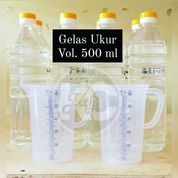 Gelas Takar Plastik 500 Ml (27217151) di Kab. Kampar
