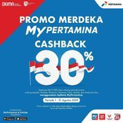 Pertamina Fuels Promo Merdeka Cashback 30% (27221319) di Kota Jakarta Selatan