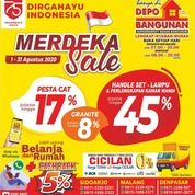 Depo Bangunan Merdeka Sale (27225235) di Kota Jakarta Selatan