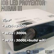 IDB LED PROYEKTOR MINI MURAH!! (27230807) di Kab. Gresik