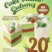 Holland Bakery DISKON 20% Cake Dadar Gulung (27235671) di Kota Jakarta Selatan