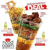 Noodgasm Independence Deal (27235783) di Kota Jakarta Selatan