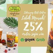 Waroeng Teh Kotjok Discount 25% (27236367) di Kota Jakarta Selatan