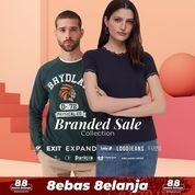 Matahari Branded Sale 80% + EXTRA 30% (27237235) di Kota Jakarta Selatan
