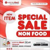 Lottemart Special Sale Non Food (27237411) di Kota Jakarta Selatan