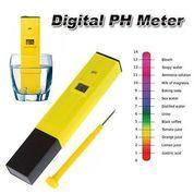 PH Meter Alat Ukur Tester Pen Air Minum Akuarium Kadar Asam Basa Aman Simpel (27239739) di Kota Surabaya