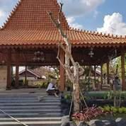 Pendopo Joglo Kayu Jati Cocok Untuk Balai Desa, Balai Pertemuan, Resto, Dan Rumah Makan (27241547) di Kota Yogyakarta