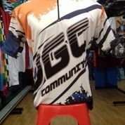 Jersey Gowes Keren,Kaos Sepeda Custom,Kaos Gowes (27243175) di Kota Surabaya