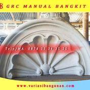 Ornamen GRC Masjid Motif Setengah Lingkar (27244779) di Kota Magelang