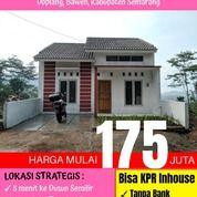 CLUSTER ALAM INDAH BAWEN Hunian Terhitz Di Ungaran (27245603) di Kab. Semarang
