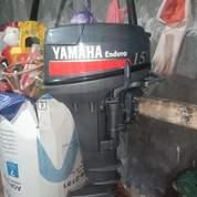 Mesin Tempel Yamaha Jetcool 15 Pk Bekas (27246791) di Kab. Cilacap