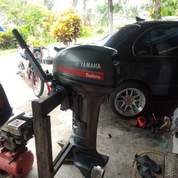 Mesin Tempel Yamaha 15 Pk Kaki Panjang (27246835) di Kota Jakarta Pusat