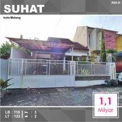 Rumah Furnished Luas 122 Di Kalpataru Sukarno Hatta Kota Malang _ 089.20 (27247795) di Kota Malang