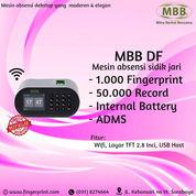 Sale Agustus Fitur Wifi Dan Hotspot Mesin Absensi Fingerprint MBB DF (27247995) di Kota Surabaya