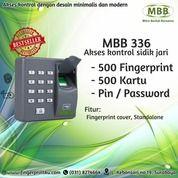 Sale Agustus Paket Akses Kontrol Pintu Fingerprint Dan Card Rfid MBB 336 (27249939) di Kota Surabaya