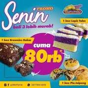 GOLDEN FRANCE PROMO SENIN BELI 3 LEBIH MURAH (27259627) di Kota Jakarta Selatan