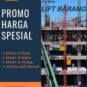 Promo Sewa Lift Seluruh Indonesia (27260815) di Kab. Gunung Mas