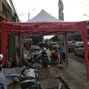 Tenda Lipat/Folding Termurah Dan Terbaik (27267431) di Kota Jakarta Barat
