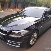 BMW 520i Th 2015 Black Luxury F10 Service Record Km Low Rp 450.000.000 (27268295) di Kota Jakarta Selatan