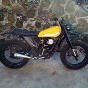 Scorpio Modif Scrambler Bratsyle (27269947) di Kota Bandung