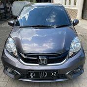HONDA BRIO SATYA CVT (27270379) di Kota Makassar
