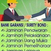 Jasa Pengurusan BG Jamimanan Pelaksanaan,Uang Muka, Pembayaran Dll Proses Kilat Harga Bersaing (27274579) di Kab. Bandung