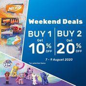 Kidz Station Weekend Deals (27279091) di Kota Jakarta Selatan