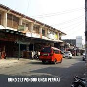 Ruko Depan Pinggir Jalan Di Pondok Ungu Permai (27279923) di Kota Bekasi