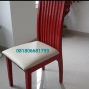 Kursi Makan Kayu Mahoni (27285591) di Kota Jakarta Utara