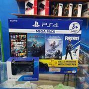 Playstation 4 Megapack Original (27286139) di Kota Batam