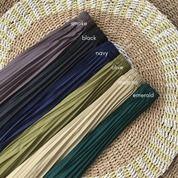 Premium Pleated Skirt (Rok Plisket Premium) By Asl.Id Beli Banyak Lebih Murah (27287139) di Kab. Kediri