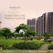 Navapark Marigold 2BR Semi Furnish Special Price (27288503) di Kota Tangerang Selatan