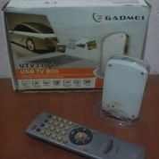 GADMEI USB TV BOX 330+ FOR WIN XP AND VISTA (27290135) di Kota Bau Bau