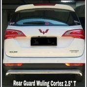 "Bumper Belakang Stainless Wuling Cortez 2.5"" T (27290907) di Kota Surabaya"
