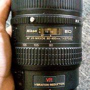 Nikon AF 80-400mm F4.5-5.6D ED VR Telephoto (27291719) di Kota Jakarta Barat