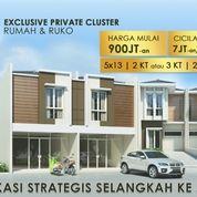 Rumah Regency One Pogot Kenjeran Surabaya Strategis Murah Cicil Ringan (27291743) di Kota Surabaya