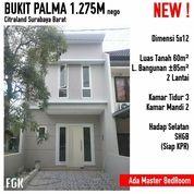 Rumah Bukit Palma Surabaya Barat Murah Benowo Citraland Utara Nego (27291755) di Kota Surabaya