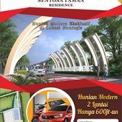 Rumah Sentosa Taman Residence Medaeng Sidoarjo Dekat Cito Strategis (27291763) di Kota Surabaya