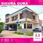 Rumah Kost Mewah 14 Kamar Di Sigura Gura Kota Malang _ 176.19 (27293023) di Kota Malang