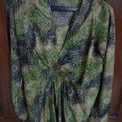 Baju Atasan Batik (27293499) di Kota Bekasi