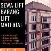 Promo Sewa Alat Lift Barang Lift Seluruh Indonesia (27301559) di Kab. Barito Selatan