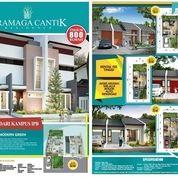 Rumah Murah Bogor Dramaga Cantik Unik Minimalis Strategis (27307339) di Kota Bogor