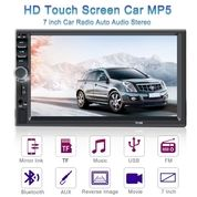 In Car Player Multimedia System 7018B Double Din 7inch Touchscreen Bluetooth (27308999) di Kota Jakarta Pusat