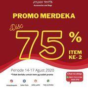 JULIAN POTTS PROMO MERDEKA DISCOUNT 75% ITEM KE 2 (27315227) di Kab. Sidoarjo