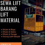 Sewa Alat Lift Barang Promo (27320191) di Kab. Pulang Pisau
