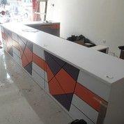 Meja Front Desk Tour Travel Furniture Semarang (27321383) di Kota Medan