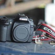 Canon 80D Body Only SC 10k On Going (27322851) di Kota Malang