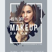 MAKE UP Salon Potongan 40% (27326083) di Kota Bogor